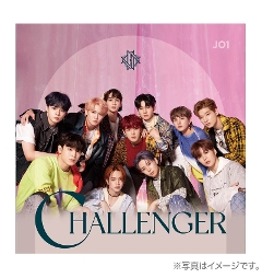 CHALLENGER<通常盤>CD ONLY